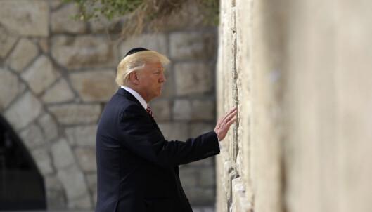 Her blir Donald Trump historisk