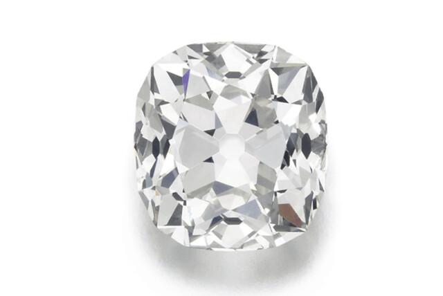 7608f419 AUKSJONERES BORT: 7. juni skal denne diamanten auksjoneres bort. Verdien er  satt til