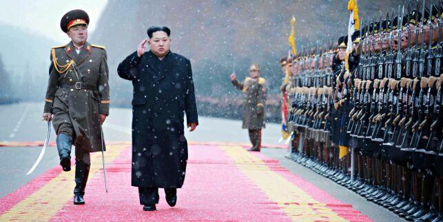 image: Kims banditt-stat: Selger narkotika, forfalsker sedler og selger våpen ulovlig