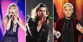 Kjendis-verdenen i sorg etter eksplosjon på Ariana Grande-konsert