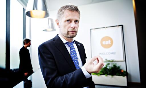 KOMMER MED TILTAK: Helseministeren avviser kritikken fra Arbeiderpartiet. Foto: Nina Hansen / Dagbladet