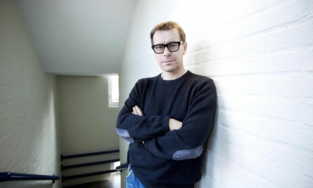 RETTSPYSKOLOG OG FORSKER: Pål Grøndahl mener det kan være flere forklaringer på funnene i Dagbladets undersøkelse. Foto: Bjørn Langsem / Dagbladet