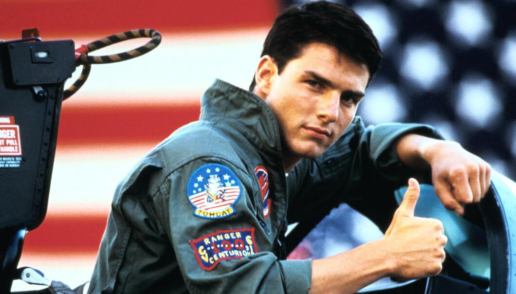 Tom Cruise ble superstjerne over natta med rollen som «Maverick». 31 år seinere bekrefter han oppfølger