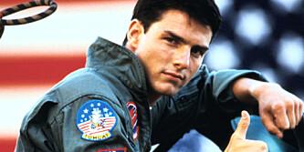 Tom Cruise bekrefter «Top Gun»-comeback
