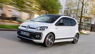 KOMMER I 2018: VW Up GTI. Foto: Produsenten