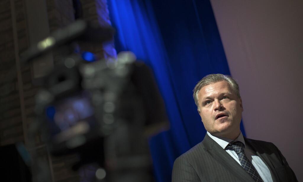 FORNØYD: Eks-advokat Marius Reikerås er tilfreds med at Gulating lagmannsrett nå har opphevet tingrettsdommen fra i fjor høst hvor han ble dømt til å betale 25000 kroner i bot for å ha drevet ulovlig advokatvirksomhet. Foto: Tomm W. Christiansen