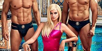 Moteikonet Versace ble drept av en seriemorder. Den døde fuglen ved siden av liket ga politiet en teori
