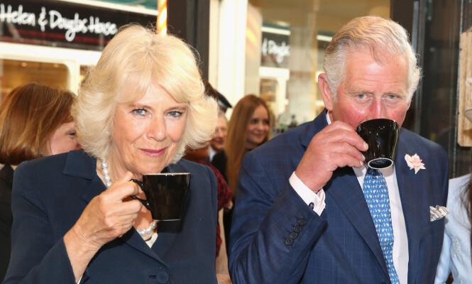 <strong>VANSKELIG:</strong> Camilla og prins Charles er i dag gift og lever i harmoni sammen. Slik har det derimot ikke alltid vært. Da begge var gift med andre, slo pressen opp private og pikante telefonsamtaler de to hadde. Foto: NTB scanpix