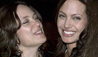 image: Angelina etter det tøffe året: - Jeg hadde gitt alt for å ha mamma hos meg nå
