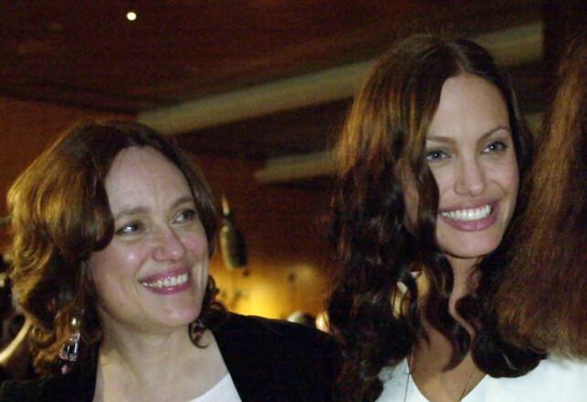 ÅPNER SEG: Angelina Jolie forteller at hun skulle ønske at hun kunne få råd og støtte av moren. Foto: AP/ NTB scanpix