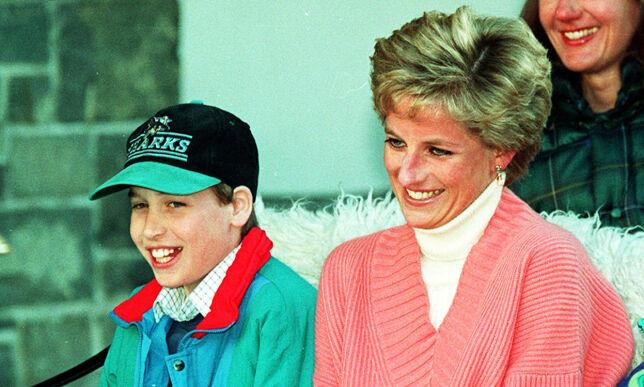image: Prins William snakker ut om mora: -Det er ikke som andres sorg