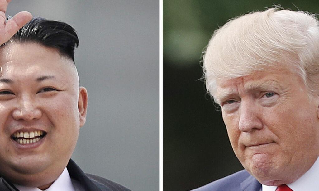 image: Eksperter tror Trump er den eneste som kan stoppe forhandlinger mellom Nord- og Sør-Korea