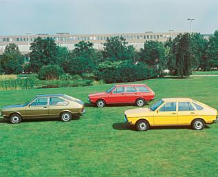 Seks klassiske tyske biler som har forandret seg