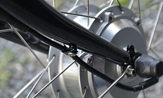 <strong>EKSTRA BRY:</strong> Med elsykler som dette må du fram med skiftenøkkelen. Foto: Brynjulf Blix