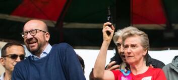 Prinsesse skjøt bort hørselen til Belgias statsminister med pistol