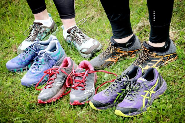 baa8cd767c2 TEST AV TERRENGSKO: Vi har testet fem joggesko for terrengløping på sti og  grus -