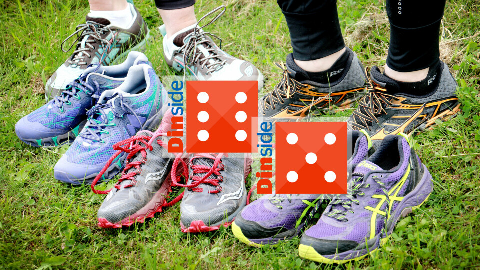 0a563369 Test joggesko for terreng - DinSide