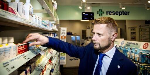 image: Bruker du flere medisiner på én gang, vil hverdagen din endre seg med dette lovforslaget