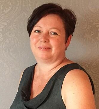 HAR ENDRET SEG MYE: Ny teknologi og bedre tilbud om tolketjenester har ifølge Annette W. Hansen i Coda Norge gjort hverdagen enklere for døve foreldre. Foto: Privat