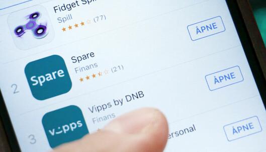 Kjedelig app vil gjøre sparing gøy