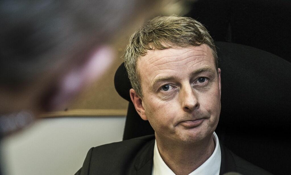 image: Oljeminister Terje Søviknes feilinformerte Stortinget: - Veldig alvorlig