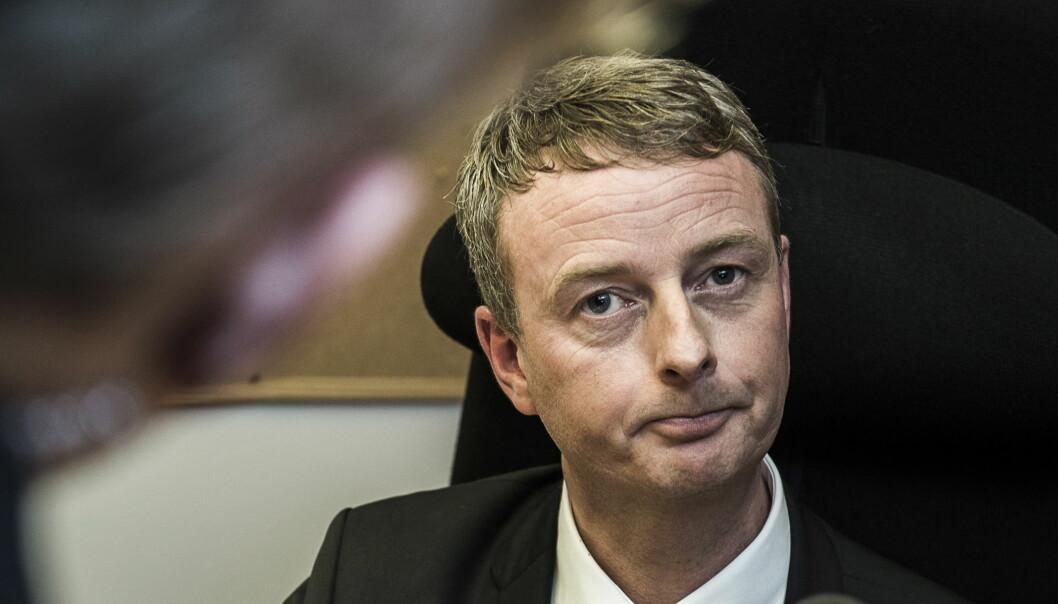 Oljeminister Terje Søviknes feilinformerte Stortinget: - Veldig alvorlig