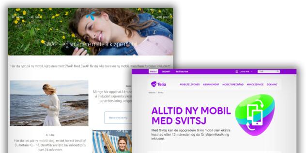 Grunnen til at Telenor Swap og Telia Svitsj ikke er særlig smart