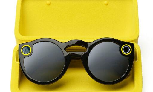 image: Nå er kamera-brillene klare for Norge også