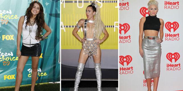 image: Se Miley Cyrus' enorme stilforvandling