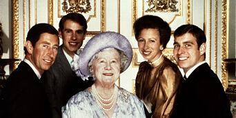image: Hevder han skjulte at dronningmora var rasist: - For fælt å skrive