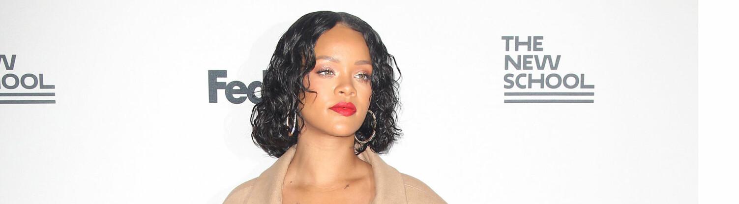 SVARER PÅ HATET: Rihanna svarte legendarisk på vekt-kommentarene. FOTO: Scanpix