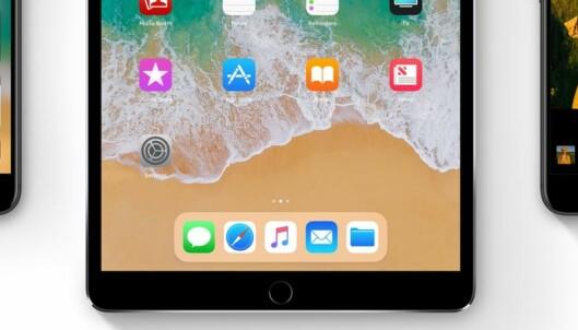 Slik blir dingsene dine når iOS 11 kommer til høsten