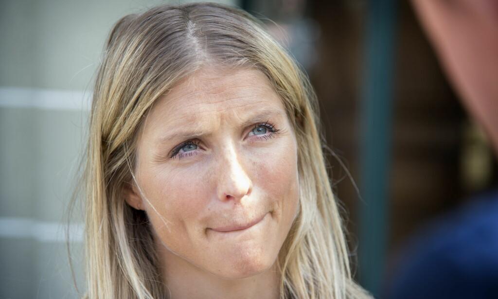 GIR IKKE OPP: Therese Johaug fortsetter karrieren som langrennsløper selv om OL i februar ryker. Foto: Hans Arne Vedlog  /  Dagbladet