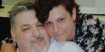 image: Da adopterte Gina begynte å lete etter sin biologiske far, fant hun ham på ei dødscelle