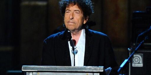 image: Håndskreven Dylan-tekst til salgs for over 23 millioner