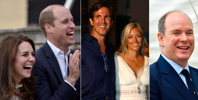 image: Slik er de kongeliges hemmelige «dobbeltliv»