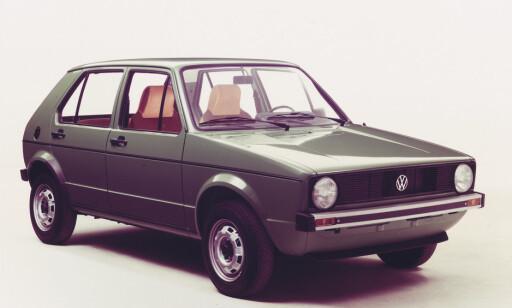 VW Golf Mk1.
