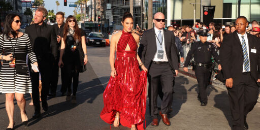 image: Derfor dropper «Wonder Woman»-stjerna høye hæler