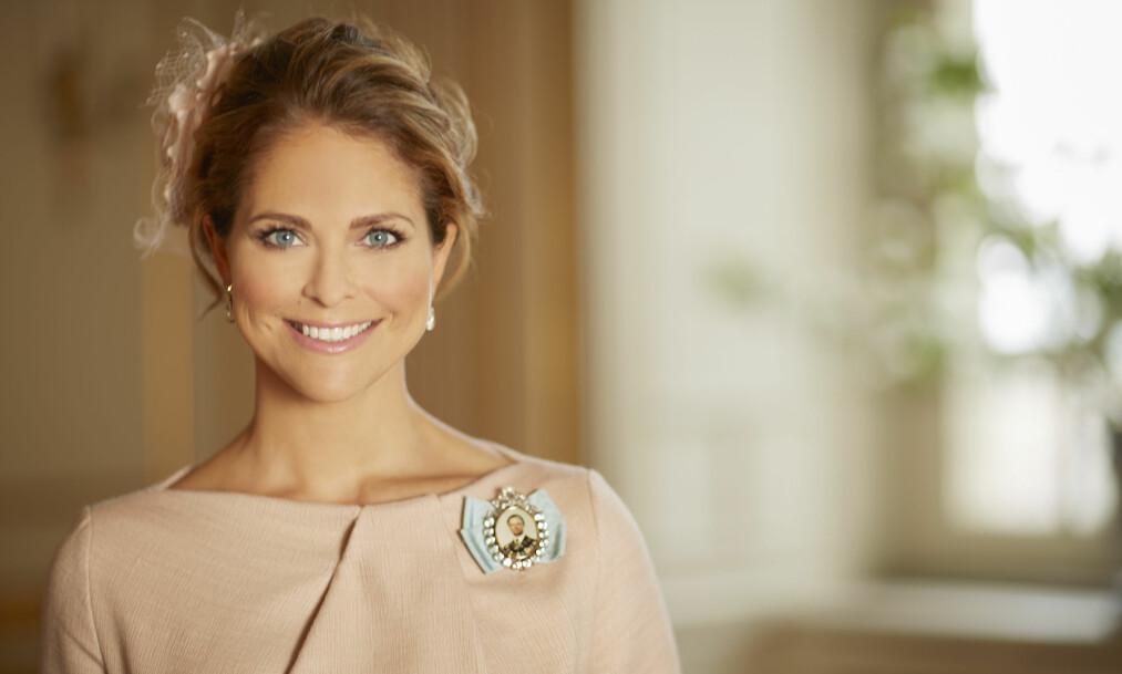 <strong>HURRA:</strong> Prinsesse Madeleine fyller år lørdag 10. juni. Foto: Anna-Lena Ahlström, Kungahuset.se