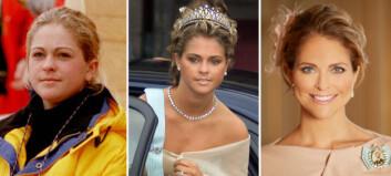 Prinsesse Madeleine fyller 35 år - sjekk forandringen!