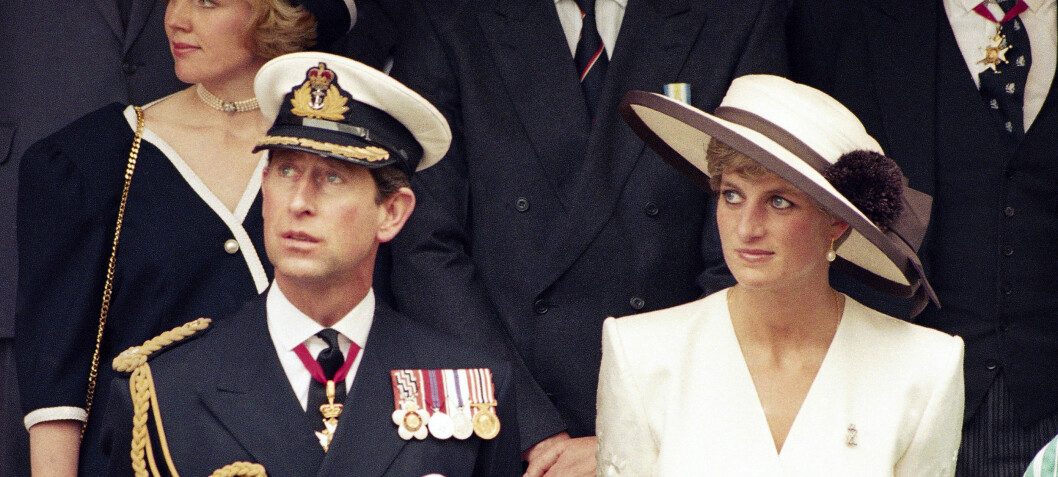 Nye opptak avslører: Diana skyldte sykdommen på Charles
