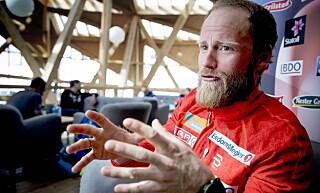 INNOVATIV: Martin Johnsrud Sundby elsker å teste ut ny teknologi og nye treningsmetoder. Foto: Bjørn Langsem / Dagbladet