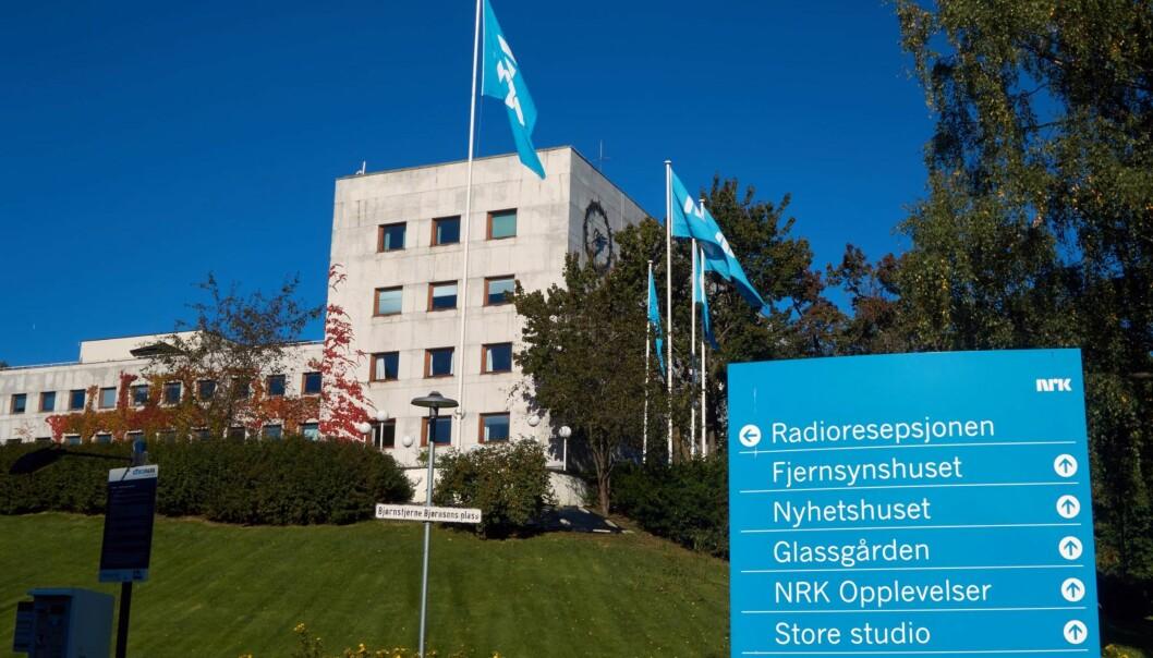 NRK i Oslo