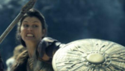 «Wonder Woman» med norske Lisa setter rekorder