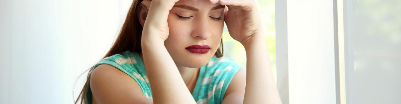 VONDT: Det føles aldri godt å se eksen gå videre, når man selv fortsatt sliter med følelsene etter bruddet... FOTO: Scanpix