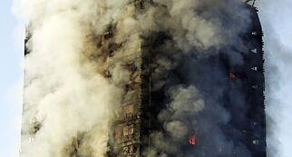 image: Vitne om storbrannen: - Folk hopper fra vinduene