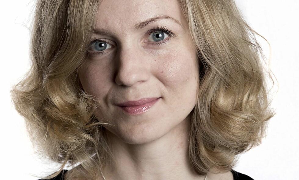 VINNER: Dagbladets kommentator og filmkritiker Inger Merete Hobbelstad. Foto: Bjørn Langsem / DAGBLADET
