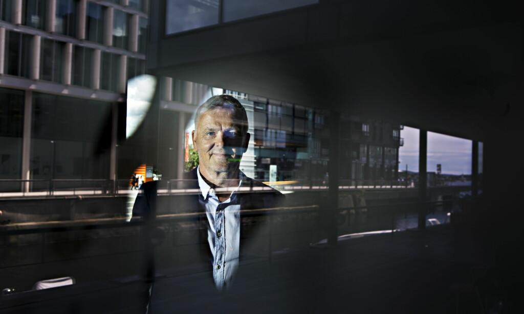 STARTER FOR SEG SELV: Programleder i «Åndenes Makt», Tom Strømnæss (61), tar med seg det kontroversielle programmet og starter eget produksjonsselskap. Foto: Frank Karlsen / Dagbladet