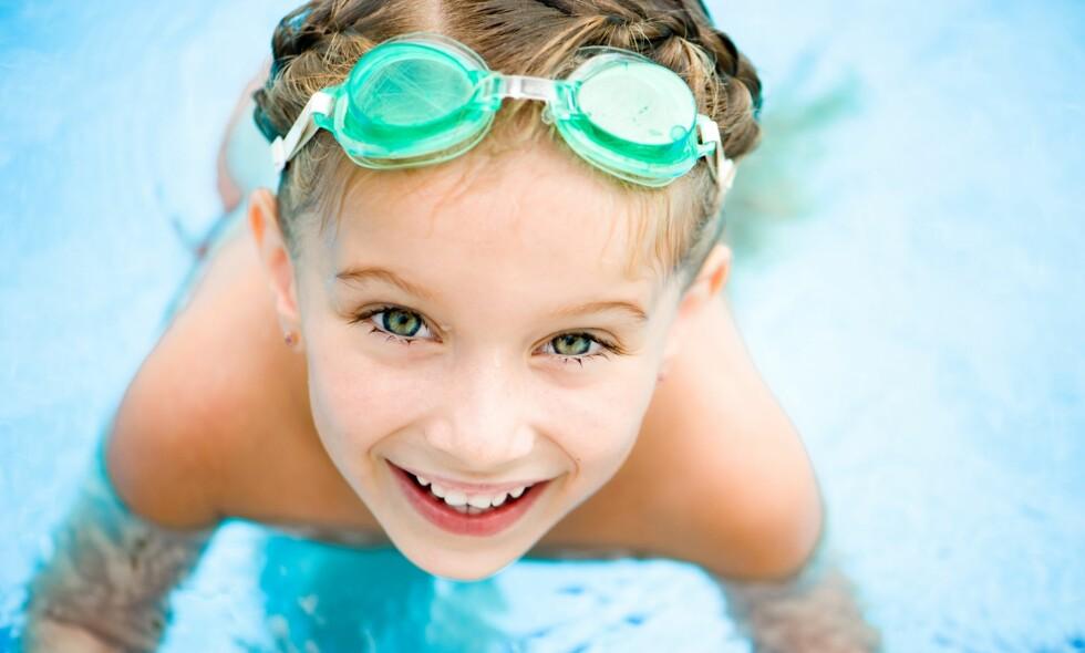 66063107d Drukning barn: Antall drukningsulykker blant barn varierer etter ...