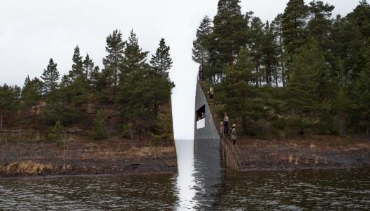 Sanner maner til ro om Utøya-minnesmerke